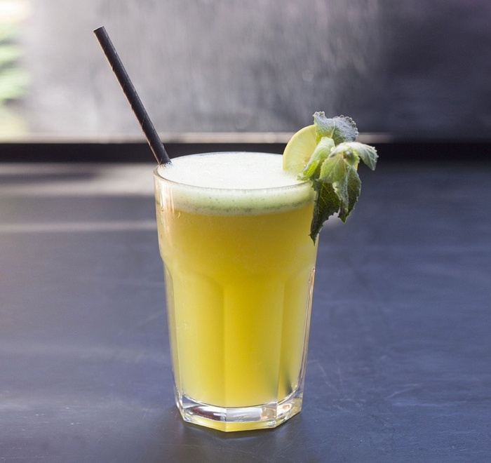 Limonada sola o variedades